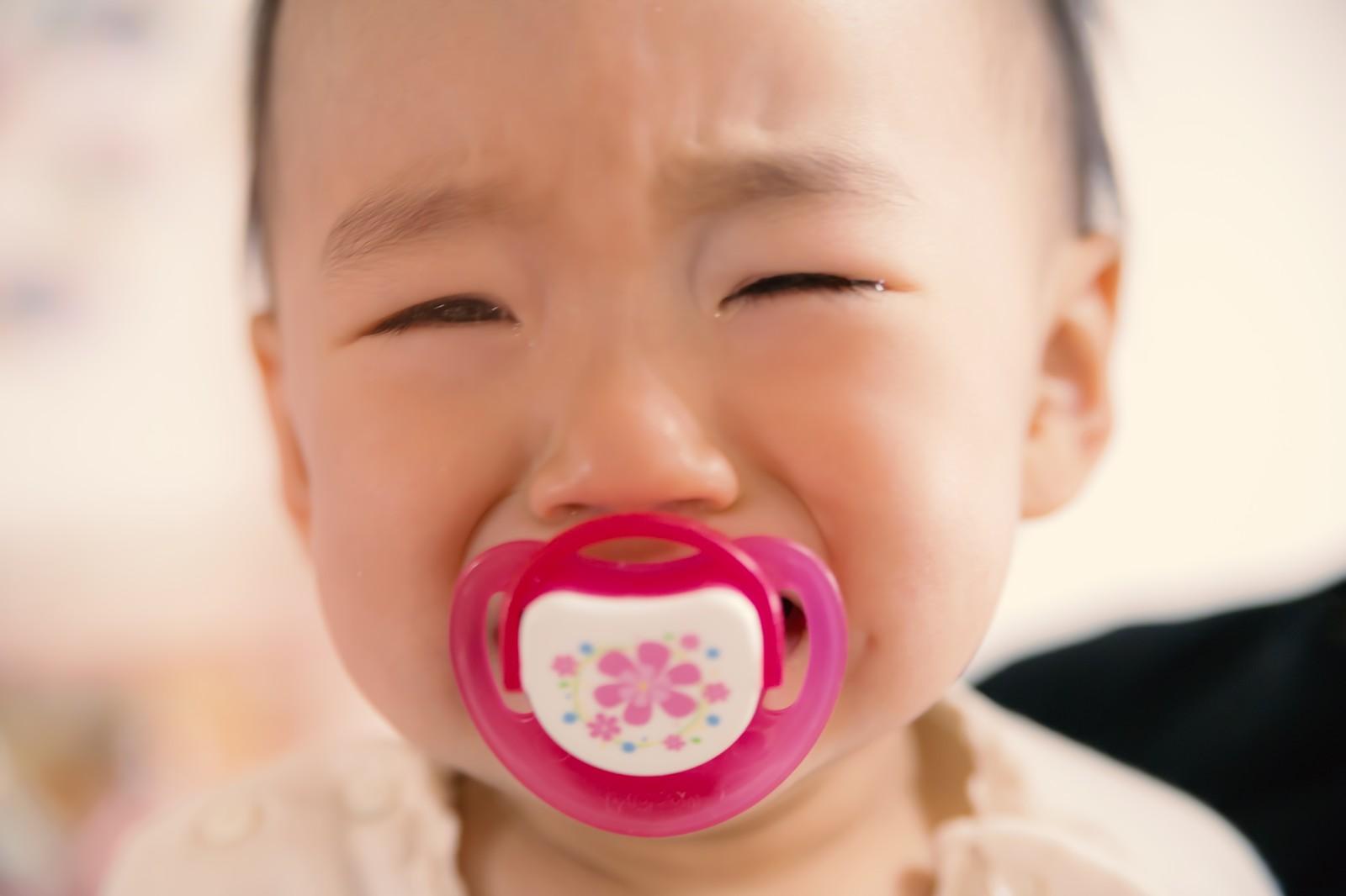 [子育て悩み]写真撮影で赤ちゃんが泣き止まない その時の有効な5つの対策!